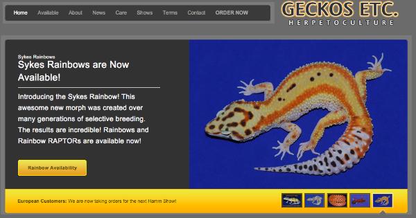Geckosetc.com
